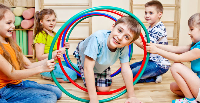 Atividades na Psicomotricidade Infantil